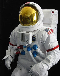 Apollo Space Suit Rental for Film and Television