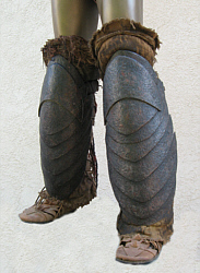 Gladiator Greaves Style 1