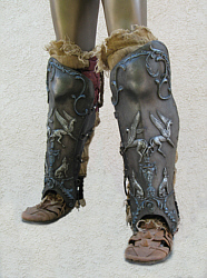 Gladiator Greaves Style 2