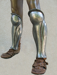 Gladiator Greaves Style 5