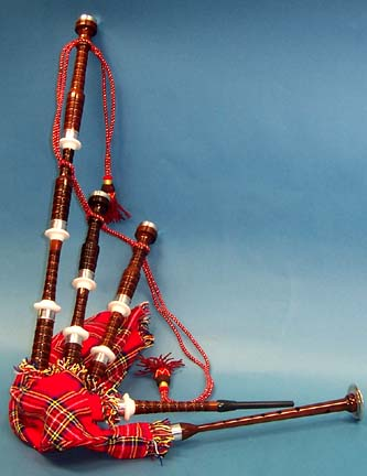 Bagpipe Instrument Rental for Film and Television